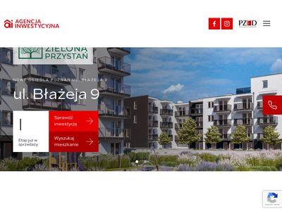 AI Sp. z o.o. mieszkania Poznań