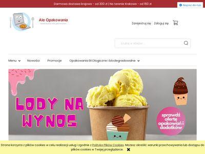 Aleopakowania.pl tania chemia gospodarcza online