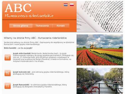 ABC kursy j.niderlandzki