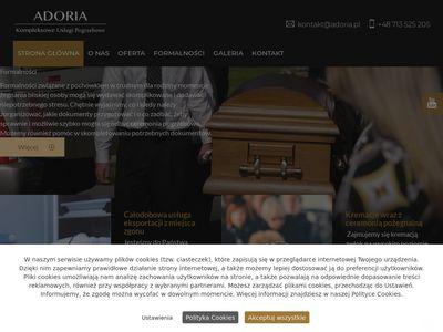 ADORIA Kremacje Wrocław