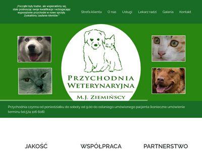 M. J. Ziemińscy Stomatologia weterynaryjna