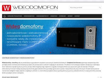 Wideodomofon.com.pl - wideodomofony
