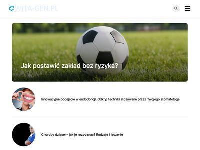 Wita-gen.pl wlewy z witaminy c dożylnie