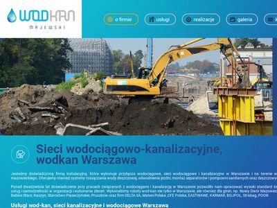 Wodkanmajewski.pl profesjonalny montaż