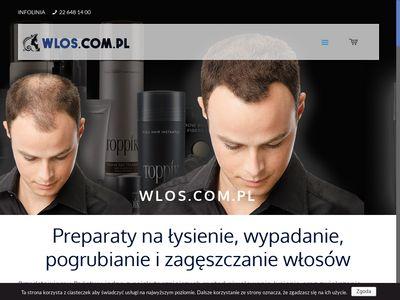 Wlos.com.pl maskowanie łysienia