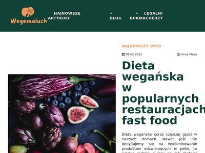 Dieta wegetariańska dziecka - WegeMaluch.pl