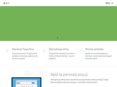 Webshoot.pl - pozycjonowanie stron