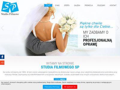 Studio Filmowe SP Kamerzysta na wesele