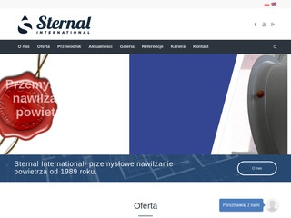 Sternal International systemy mgłowe