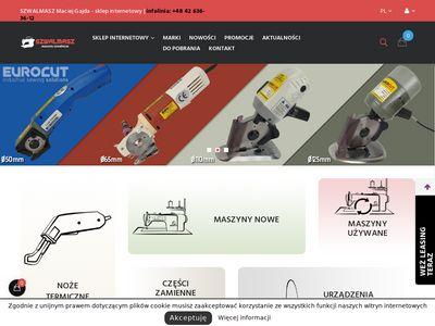 Szwalmasz.com.pl maszyny do szycia