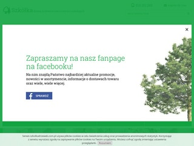 Szkółka drzew Drzewa owocowe