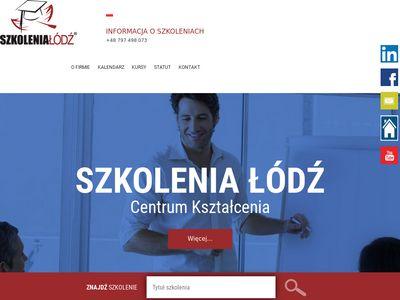 Szkolenia Łódź szkolenia dla firm