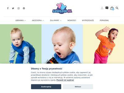 Ubrania dla niemowląt sklep internetowy dla dzieci