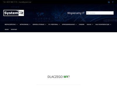 System-it.pl firma IT Szczecin