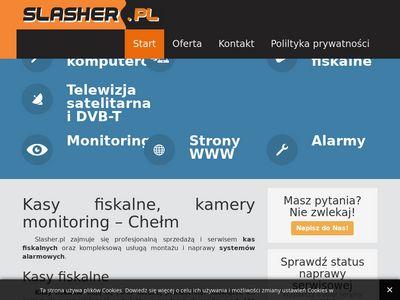 Slasher.pl serwis komputerowy
