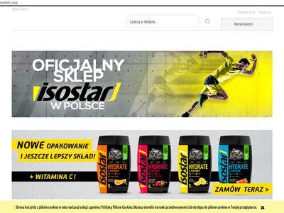 Sklepisostar.pl odżywki sklep