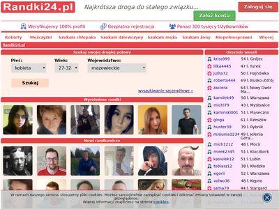 Randki24.pl internetowy portal randkowy
