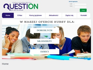 Question.edu.pl francuski Namysłów