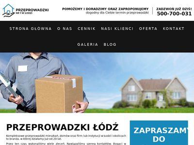 Przeprowadzki w Łodzi