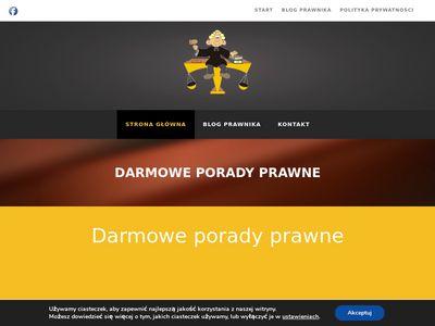 Przyjaznyprawnik.pl - porady prawne online
