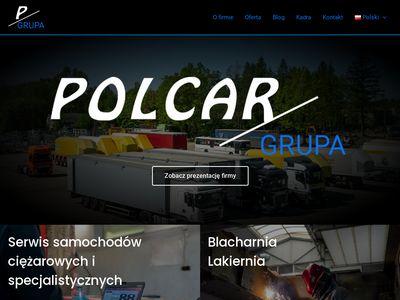 POLCAR - akcesoria samochodowe