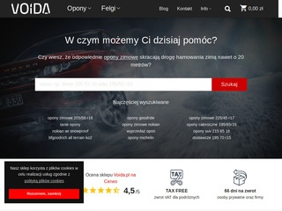 Voida.pl opony zimowe