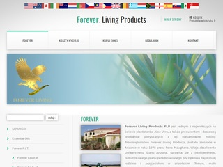 Uroda-aloes.pl Forever Living Products