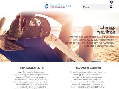 Travel Concierge - wyjazdy firmowe