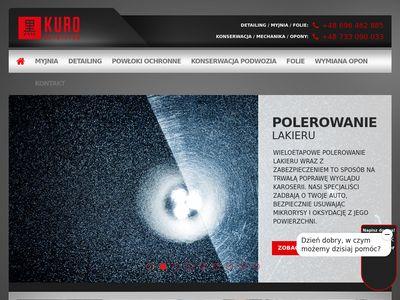 Tarnow.kurodetailing.pl - polerowanie lakieru