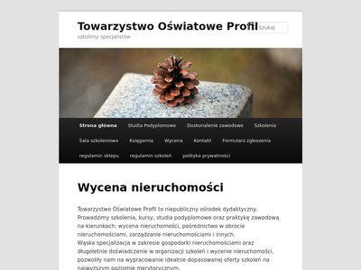 Towarzystwo Oświatowe Profil