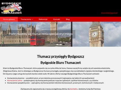 Bydgoskie Biuro Tłumaczeń tłumaczenie umów