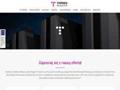 Times.com.pl - drukarnia Bielsko