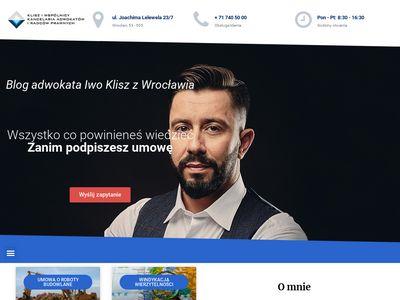 Zanim-podpiszesz.biz.pl - doradztwo prawne Wrocław