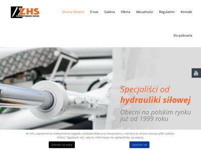 Zakladhydraulikisilowej.pl cylinder hydrauliczny