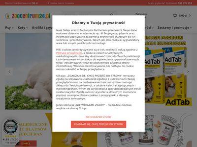 Zoocentrum24.pl - diety weterynaryjne