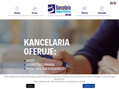 A. Obara obsługa księgowa Warszawa