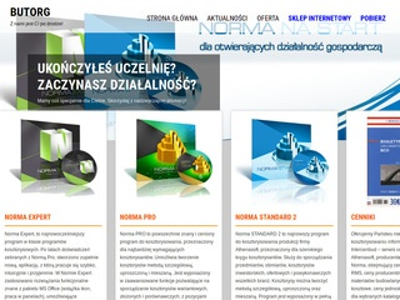 Program Norma do kosztorysowania - butorg.pl