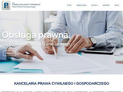 Bugaj-kancelaria.pl - radca prawny Kraków
