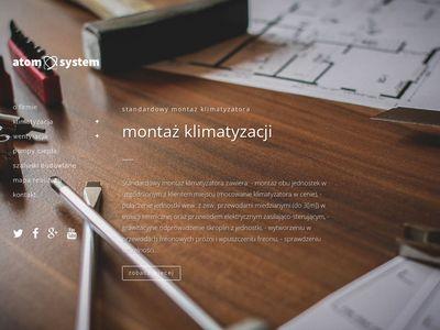 Atom System Tomasz Chrzanowski