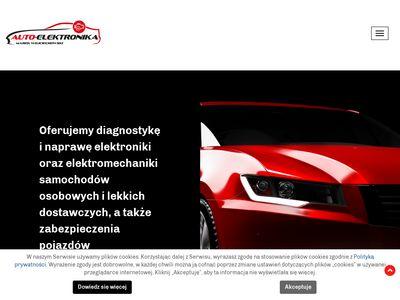Auto-Elektronika elektryka samochodowa