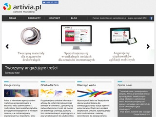 Artivia.pl agencja marketingowa