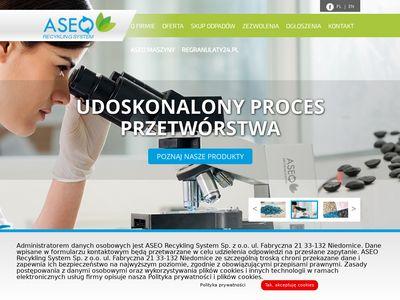 Aseosystem.pl - przemiały EPDM