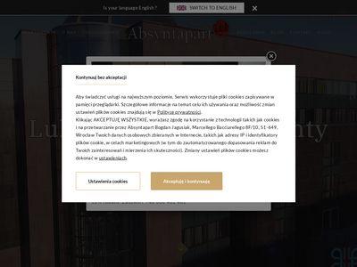 Absynt apartamenty - absyntapartments.pl