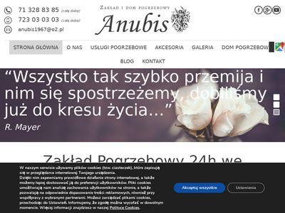 Anubis usługi funeralne Wrocław