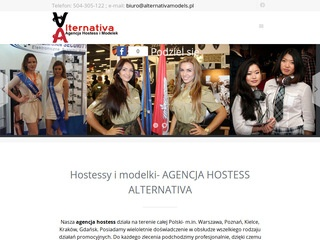 Alternativamodels.pl hostessy agencja