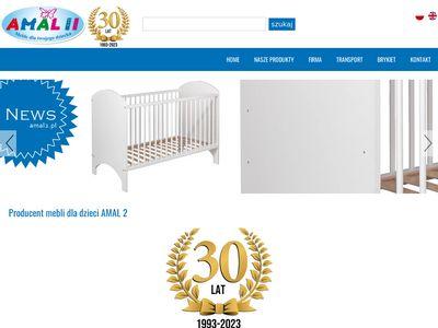 AMAL II - materace dziecięce