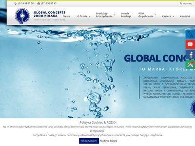 Global Concepts inhibitor korozji