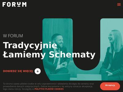 Forum TFI - fundusze inwestycyjne zamkniete