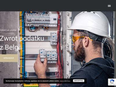 ECP - zwrot podatku z Holandii