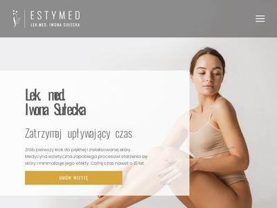 Estymed.pl depilacja laserowa Rybnik